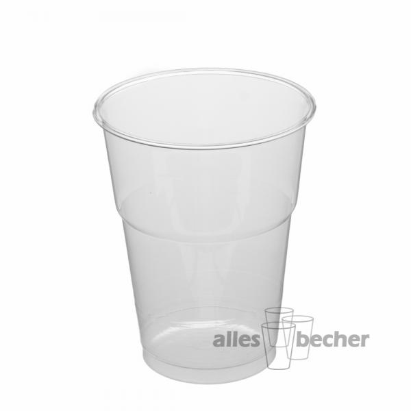 PET-Becher Classic 250ml Ø78x107 Serie B