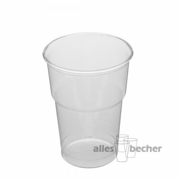 PET-Becher Classic 200ml Ø78x90 Serie B