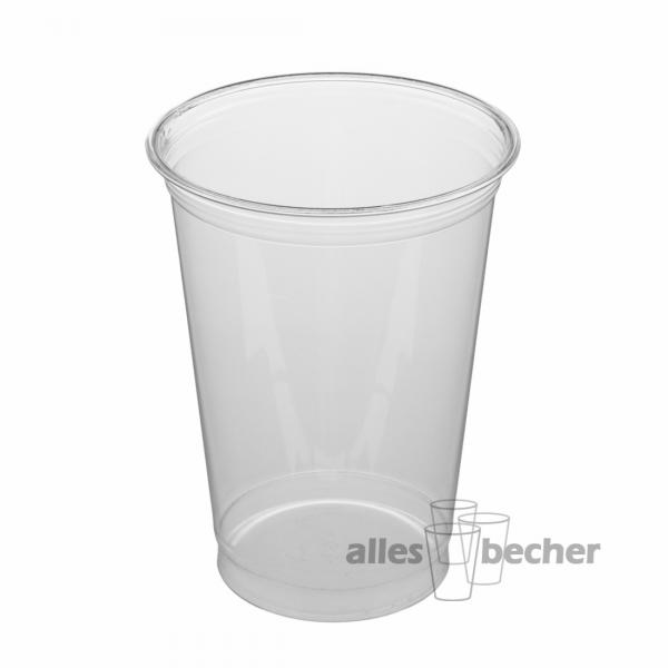 PET Becher Straight 400ml