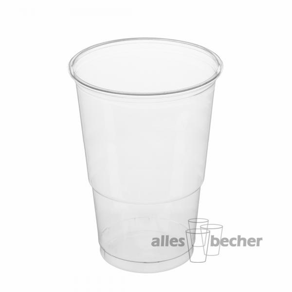 PET-Becher Classic 300ml Ø78x116