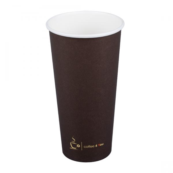 Pappbecher Coffee-time 500ml
