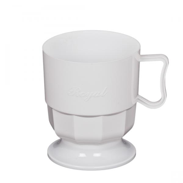 Kaffeetasse Royal PS weiß 200ml
