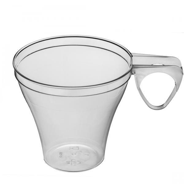 Espresso-Tasse PS glasklar 80ml