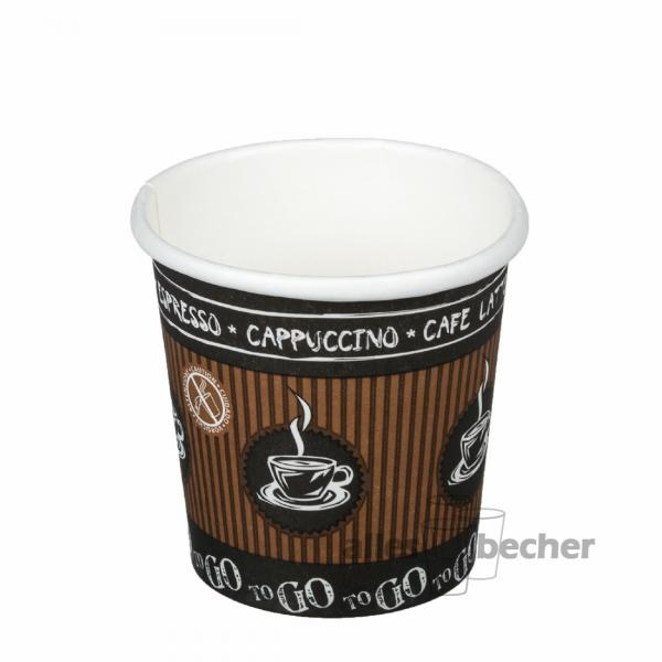 Espressobecher To Go 100ml