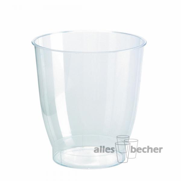 Trinkglas PS glasklar 200ml