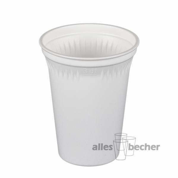 Thermobecher C-fine weiß 300ml