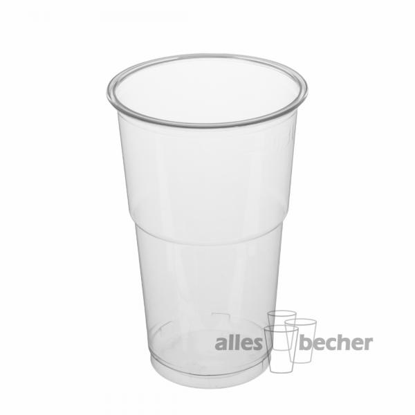 PET-Becher 300ml Ø78x122 Serie B