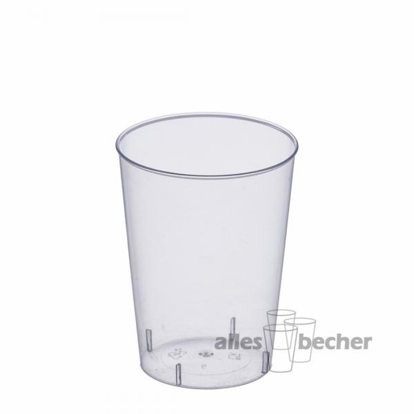 Trinkglas PS glasklar 70ml