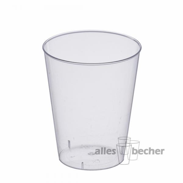 Trinkglas PS glasklar 180ml