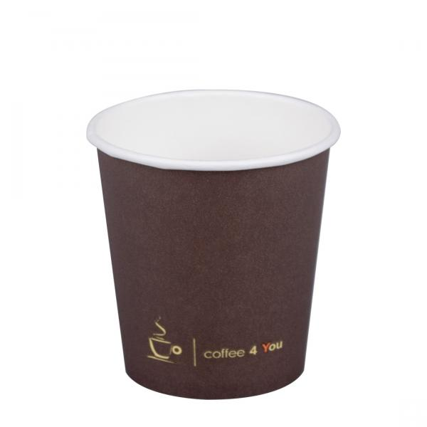 Pappbecher Coffee-time 100ml