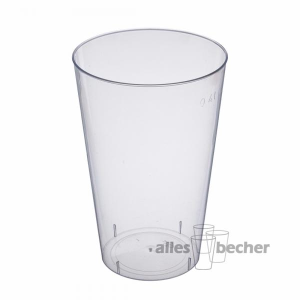 Trinkglas PS glasklar 400ml