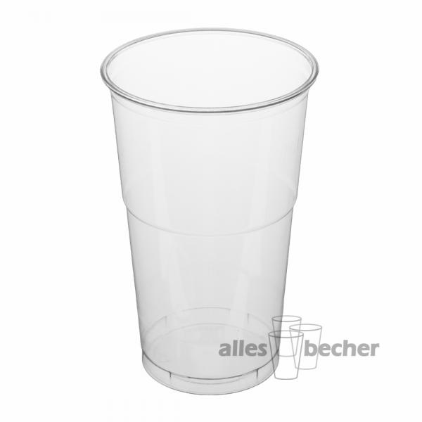 PET-Bierbecher Classic 500ml Ø95x150 Serie B