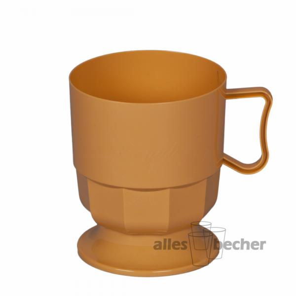 Kaffeetasse Royal PS beige 200ml