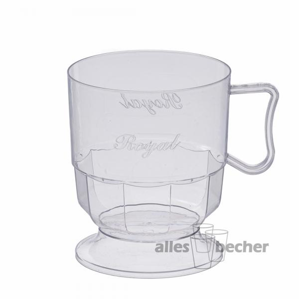 Kaffeetasse Royal PS glasklar 200ml