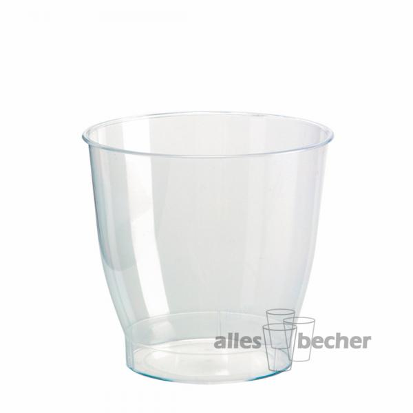 Probierglas PS glasklar 50ml
