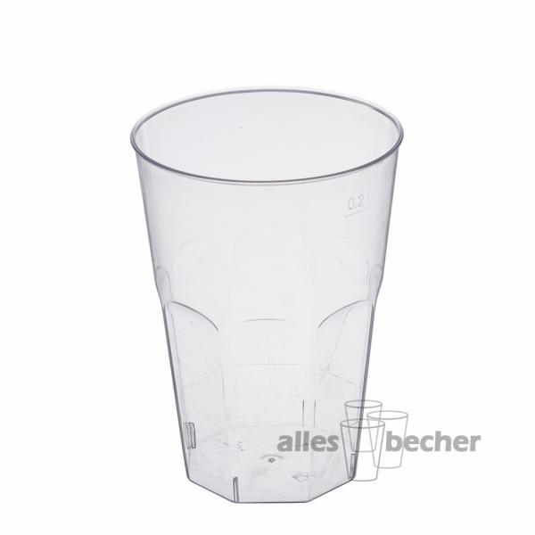 Decorglas PS glasklar 200ml